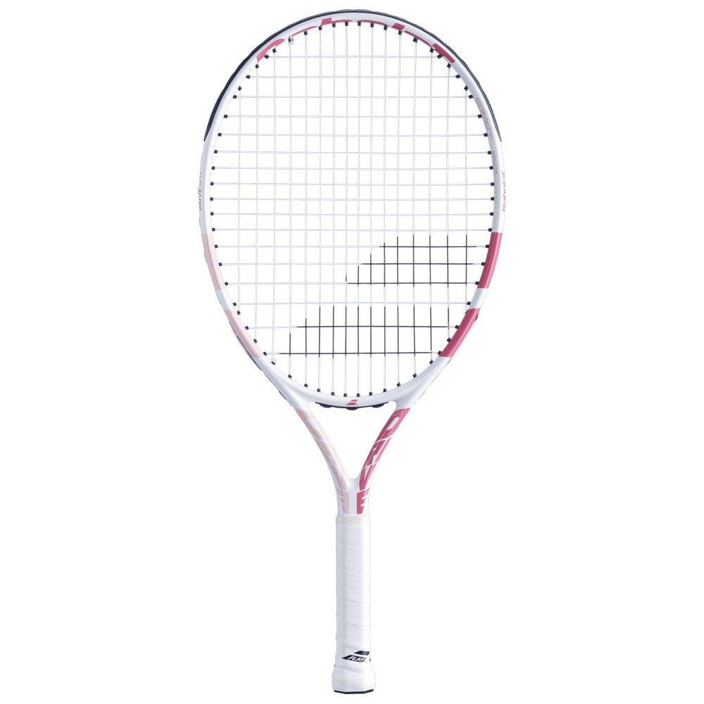 Babolat Drive 23 Tennis Racket 0000 White / Rose