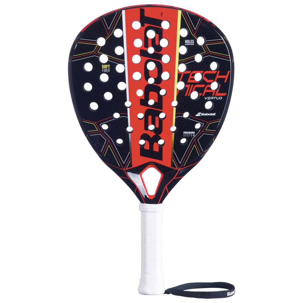 Babolat Technical Vertuo One Size Black / Red / Yellow
