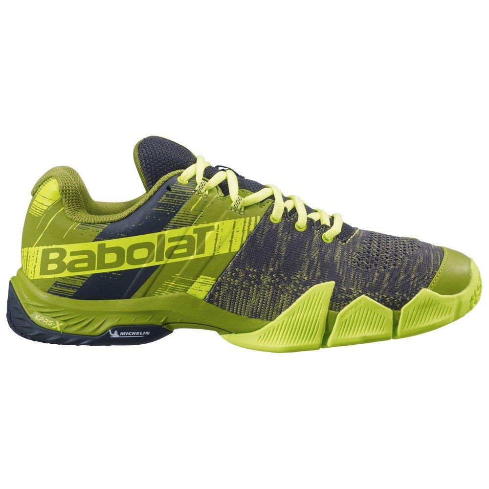 Babolat Movea Clay EU 45 Spinach Green / Neon Yellow