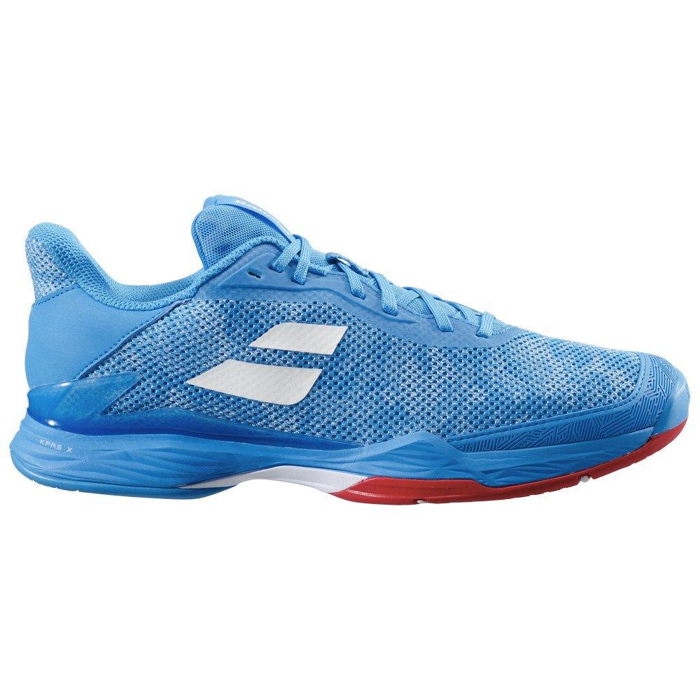 Babolat Chaussures Tous Les Courts Jet Tere EU 45 Hawaiian Blue