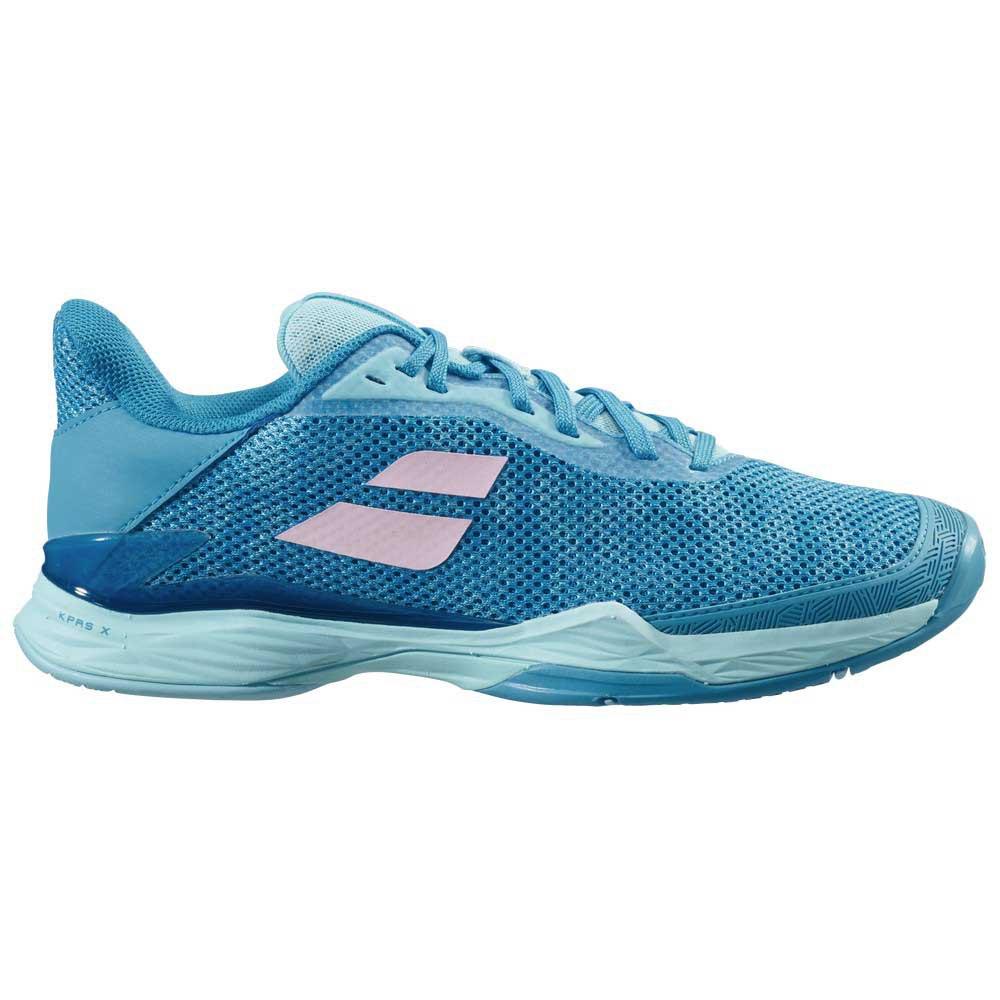 Babolat Chaussures Tous Les Courts Jet Tere EU 38 Harbor Blue