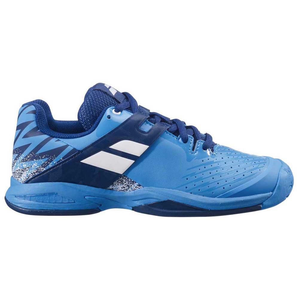 Babolat Chaussures Tous Les Courts Propulse Enfant EU 33 Drive Blue