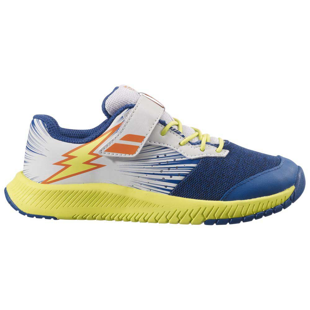 Babolat Pulsion All Court Kid EU 27 Dark Blue / Sulphur Spring