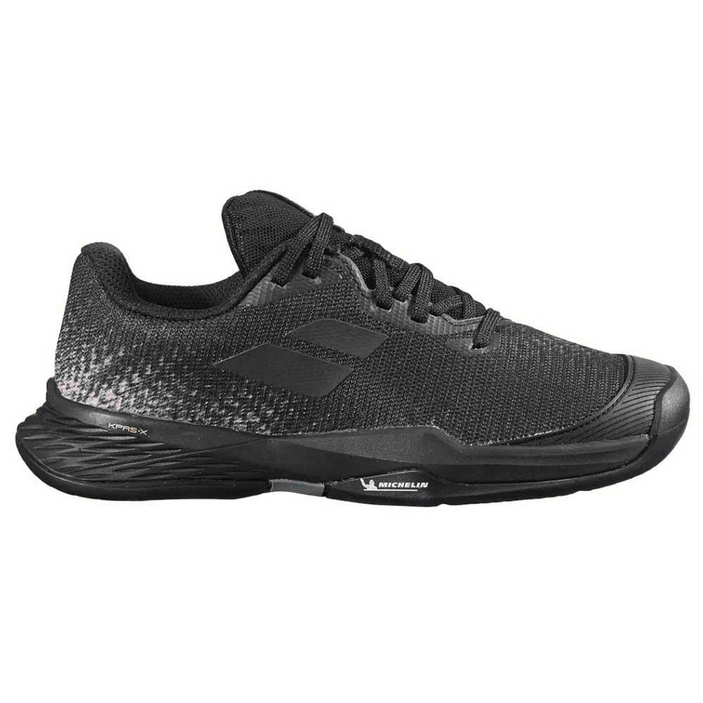 Babolat Chaussures Tous Les Courts Jet Mach 3 Enfant EU 33 1/2 Black / Gold