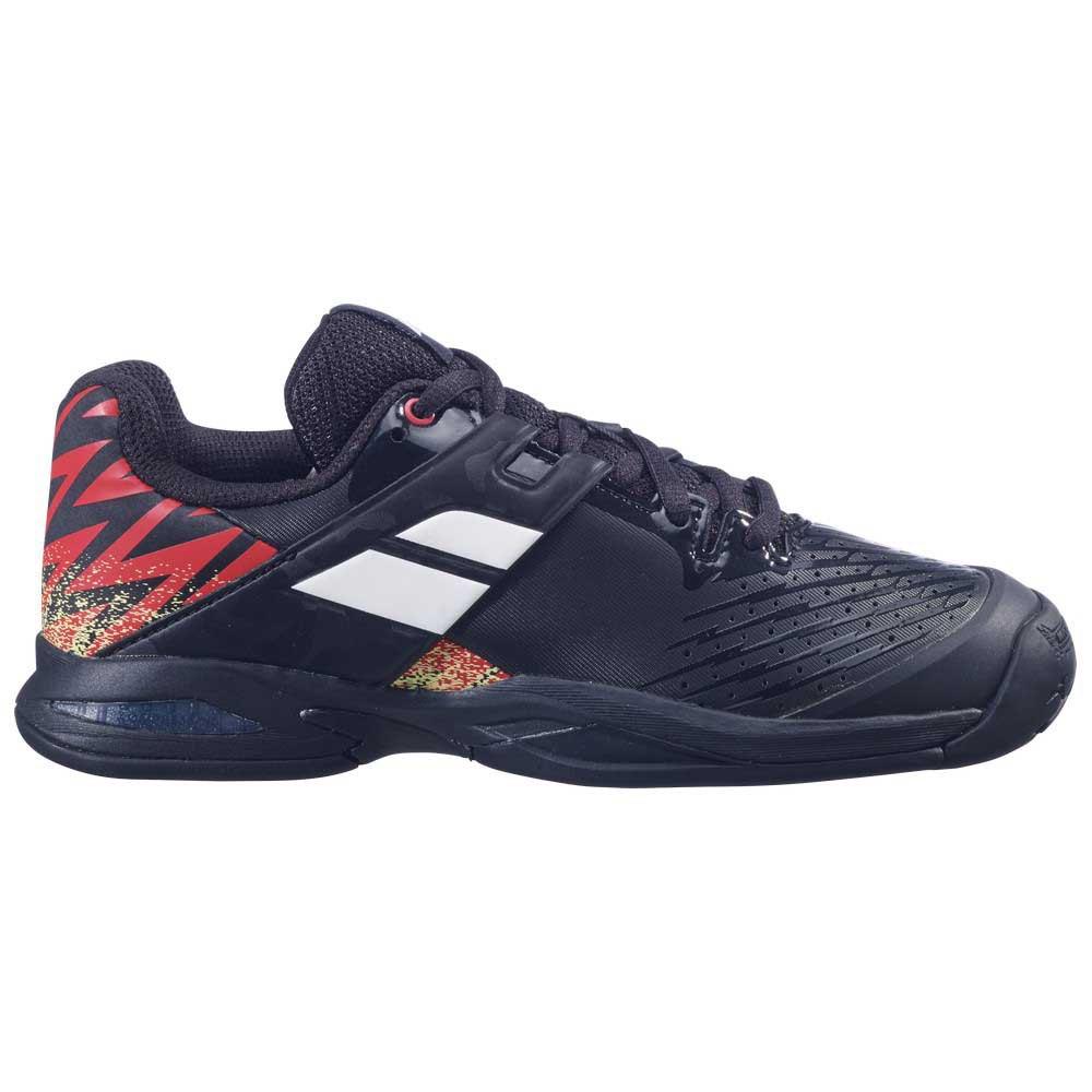 Babolat Chaussures Tous Les Courts Propulse Junior EU 38 Black / White