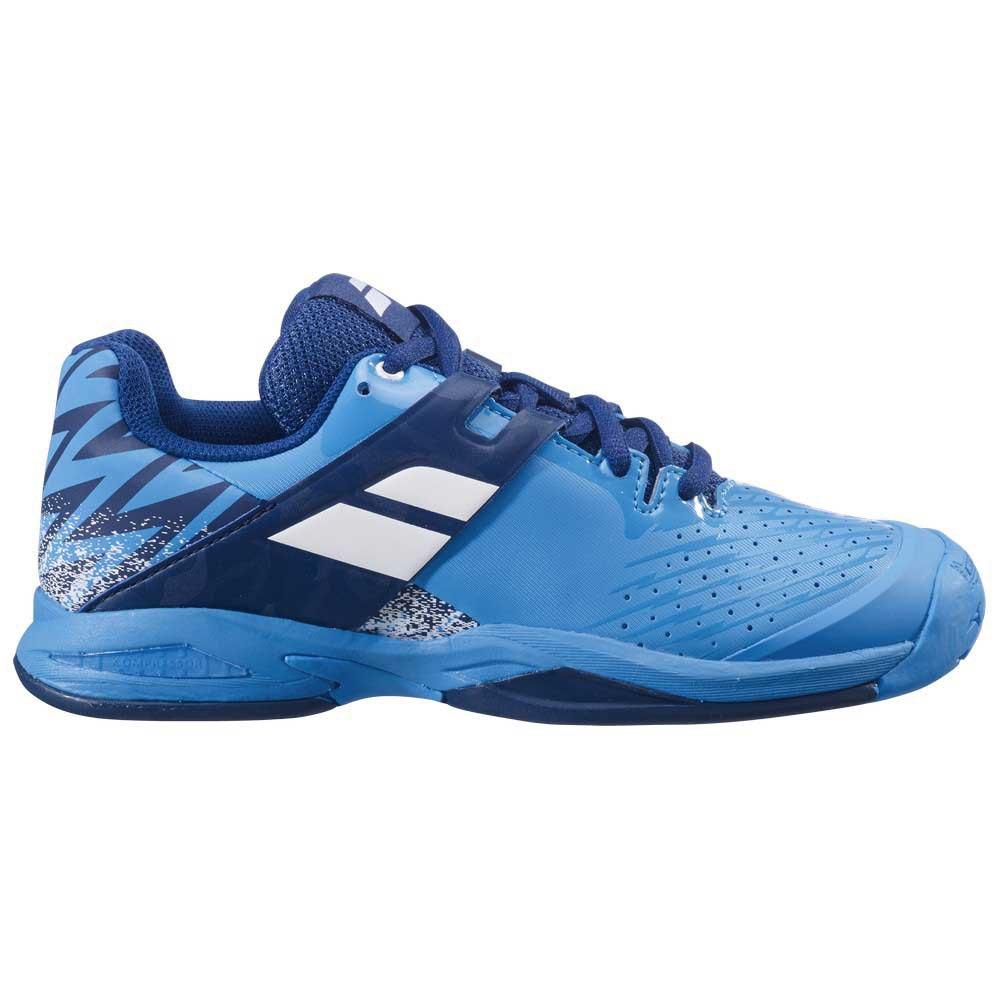 Babolat Zapatillas Todas Las Superfícies Propulse Junior EU 36 Drive Blue