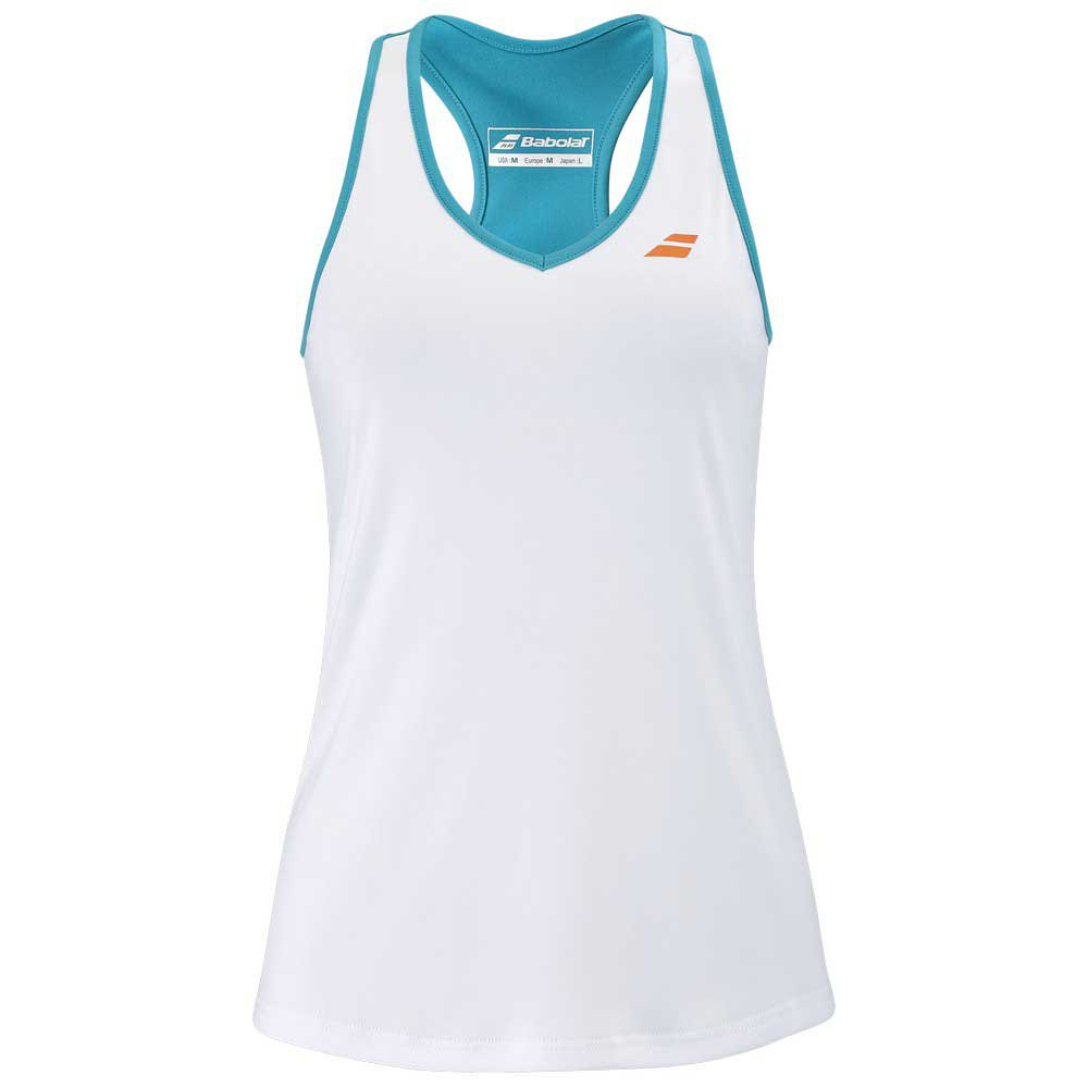 Babolat Play Top L White / Caneel Bay