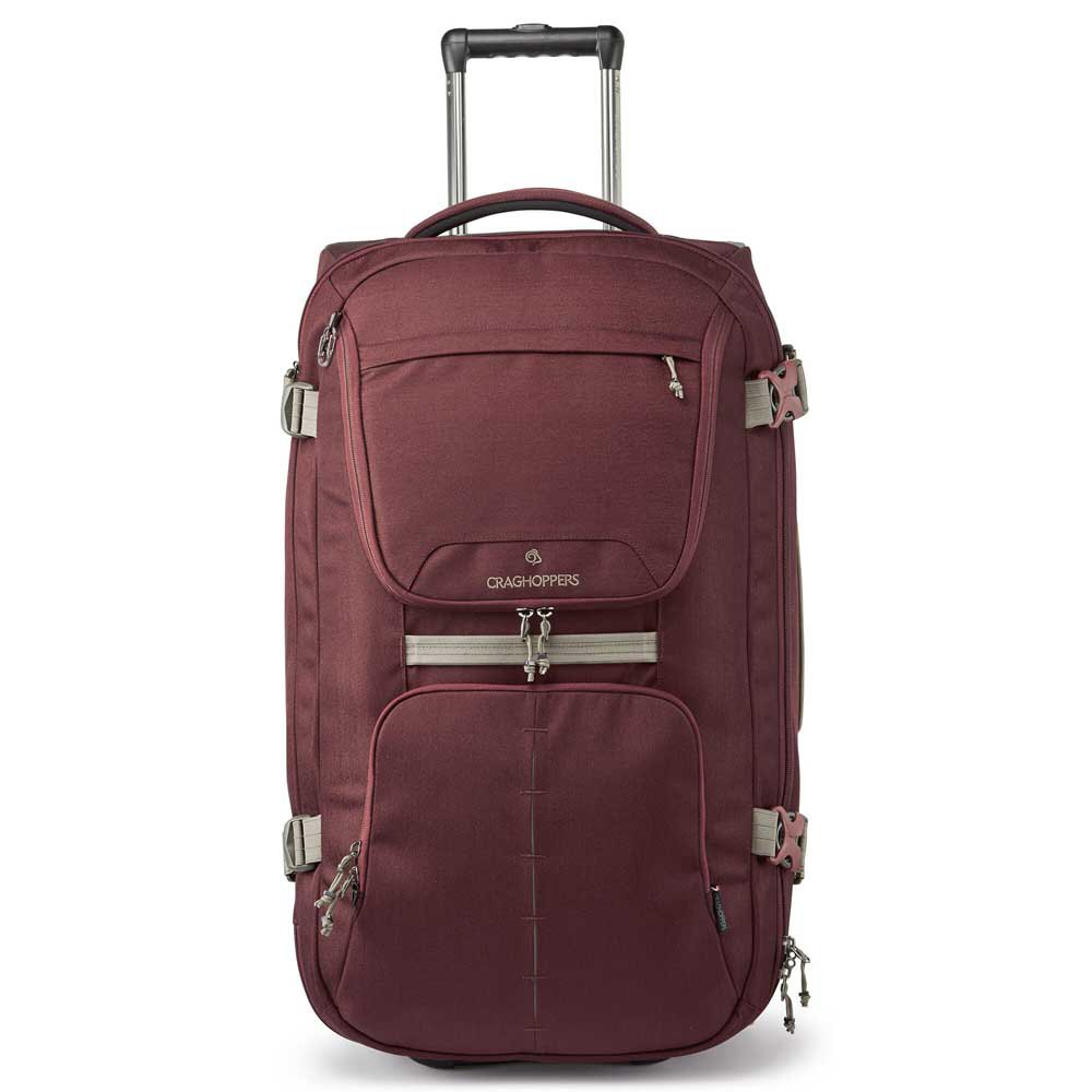 Craghoppers Wheelie 75l One Size Brick Red