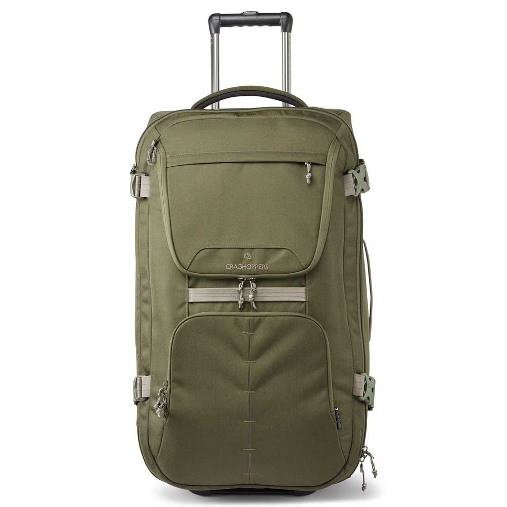 Craghoppers Wheelie 75l One Size Woodland Green