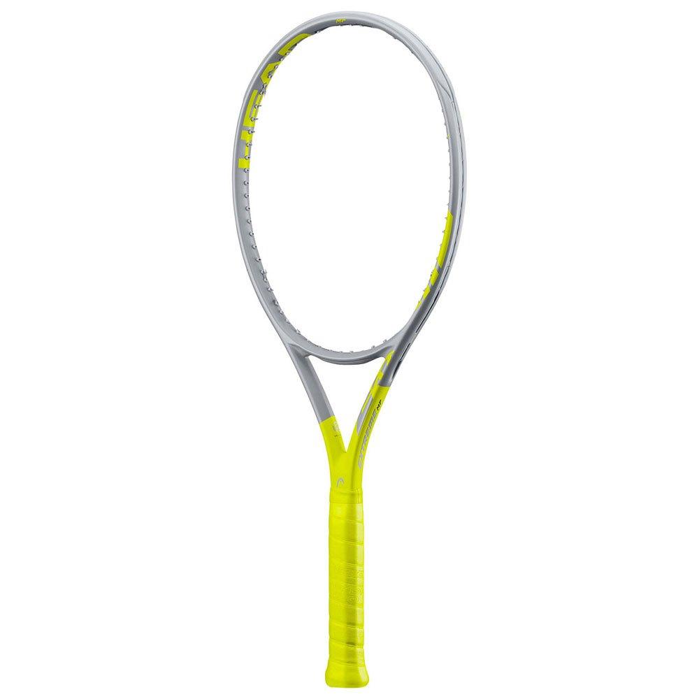 Head Racket Graphene 360+ Extreme Mp Unstrung 2 Grey / Yellow