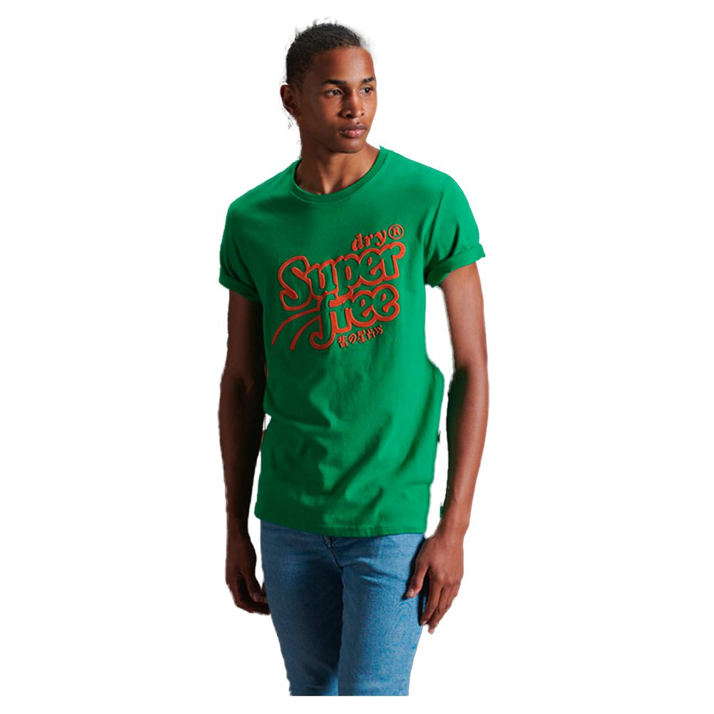 Superdry Limited Edition High Build M Drop Kick Green