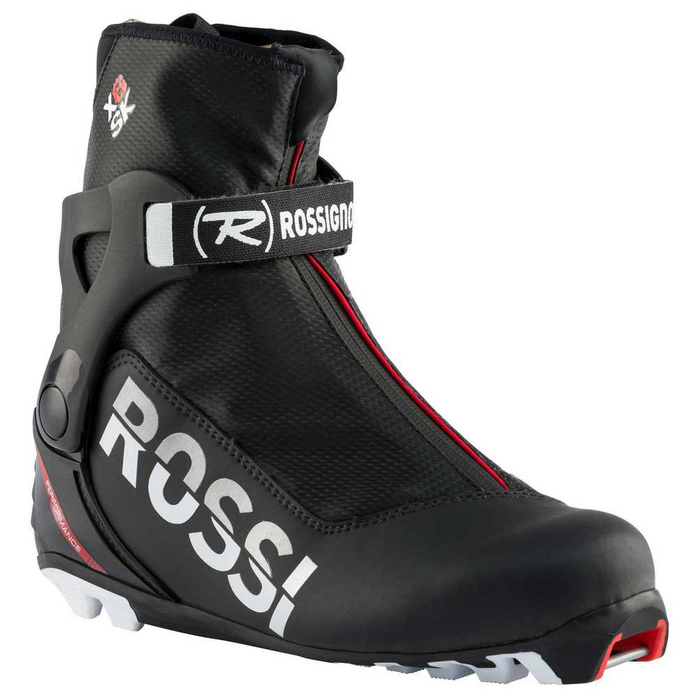 Rossignol Chaussure Ski Nordique X-6 Skate EU 42 Black