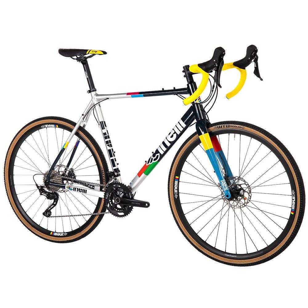 Bicicletas Gravel Zydeco Grx 2x 21