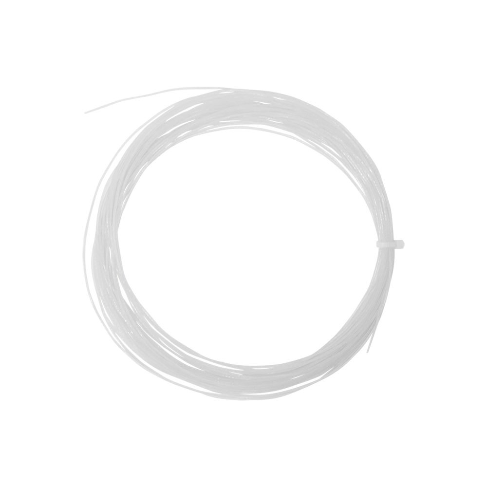 Softee Badminton String 10 M One Size White