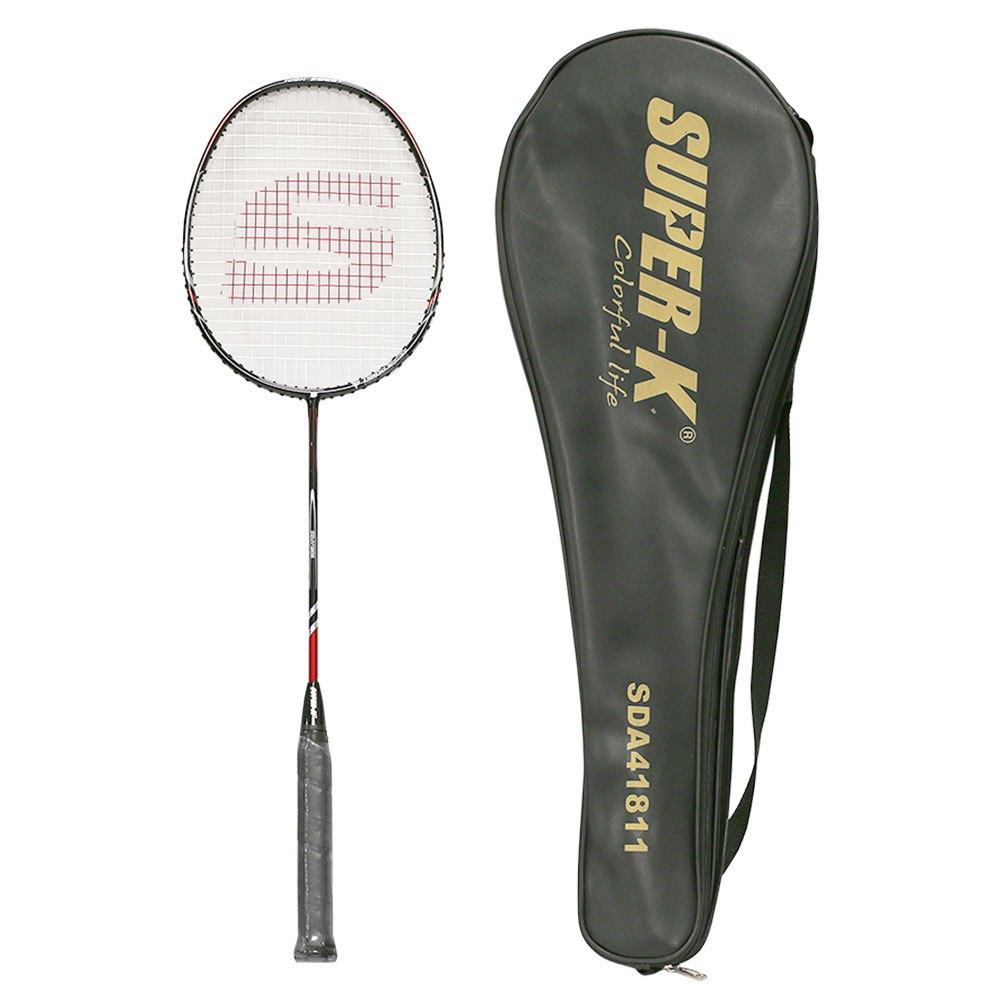 Softee Raquette Badminton Super-k Metropolis One Size Black