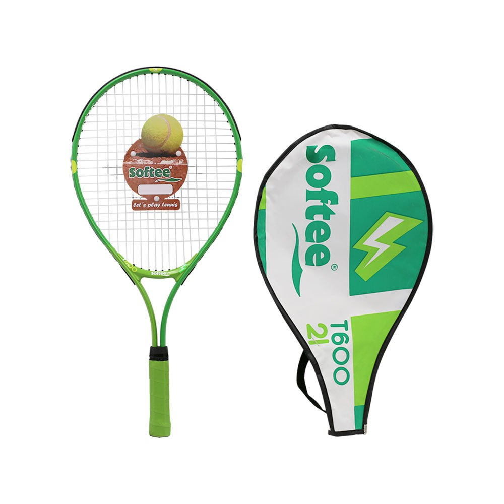 Softee Raquette Tennis T600 Protouch 21 One Size Green