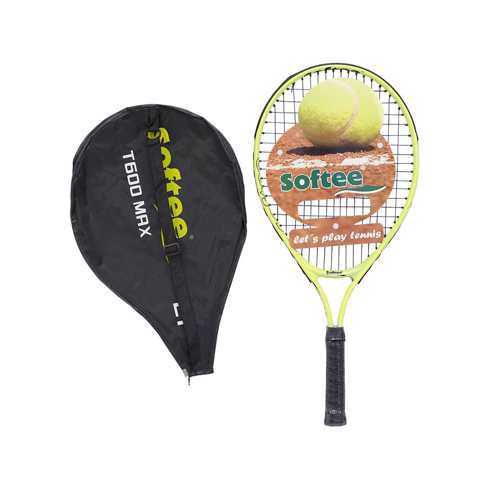 Softee T600 Max 21 Unstrung One Size Yellow