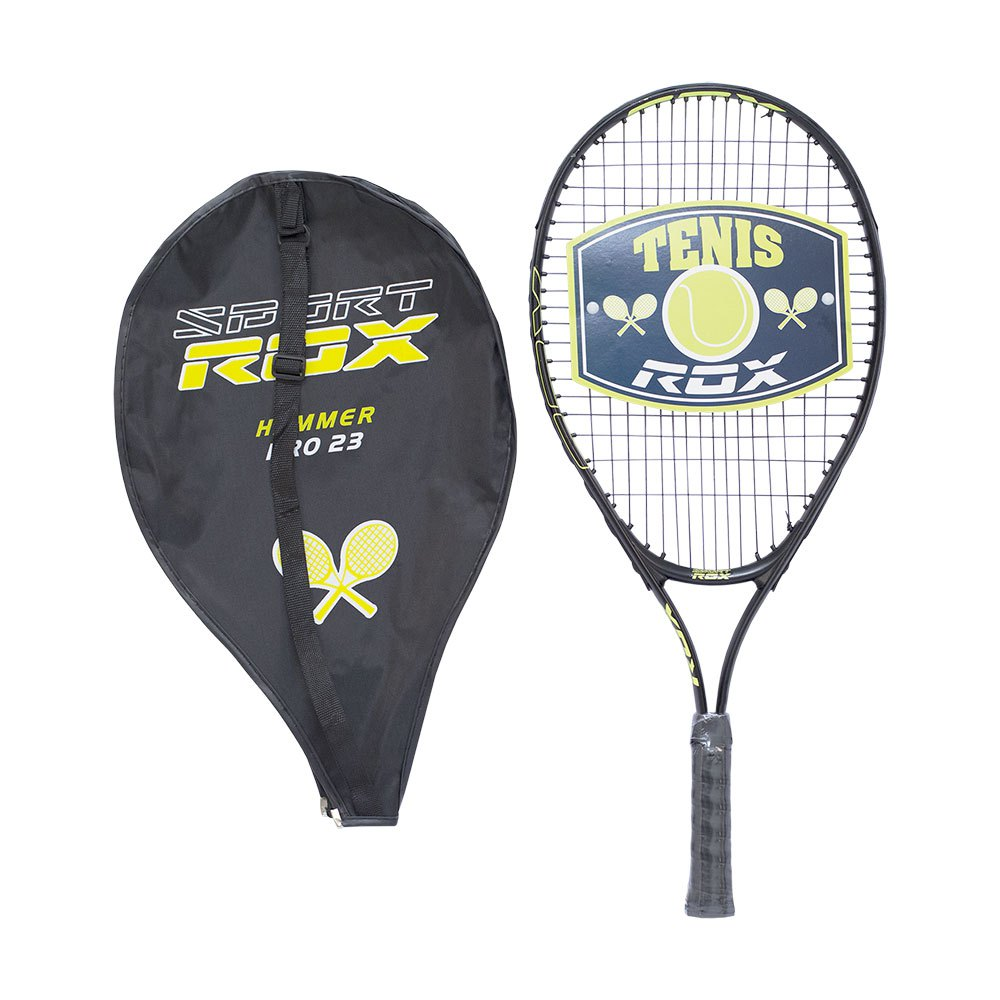 Rox Hammer Pro 23 Unstrung 10 - 12 Years Black / Yellow