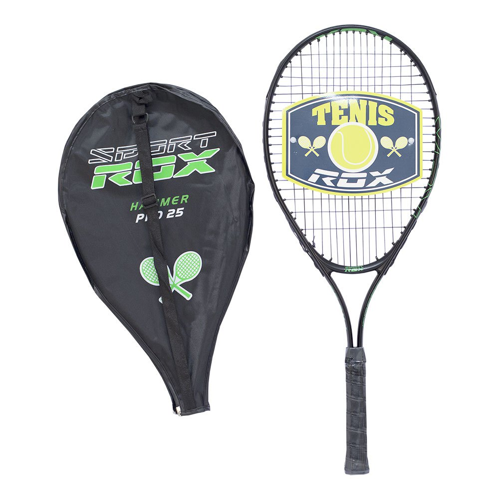 Rox Hammer Pro 25 Unstrung 15 Years Black / Green