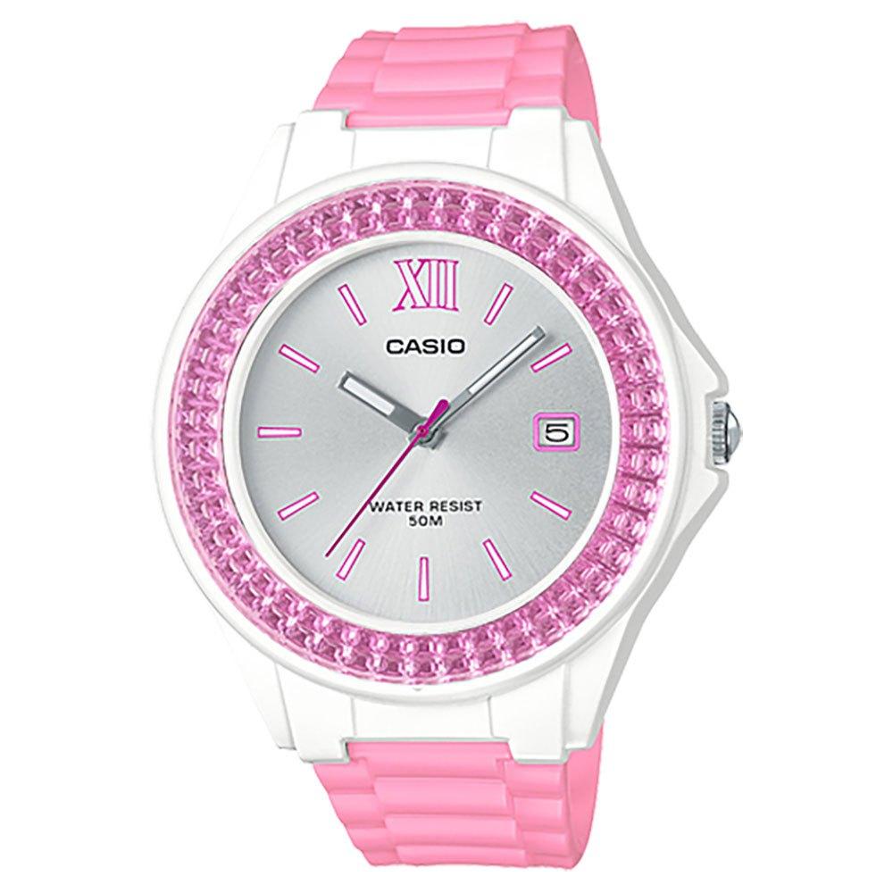 Casio Lx-500h-4e3vef One Size White / Pink