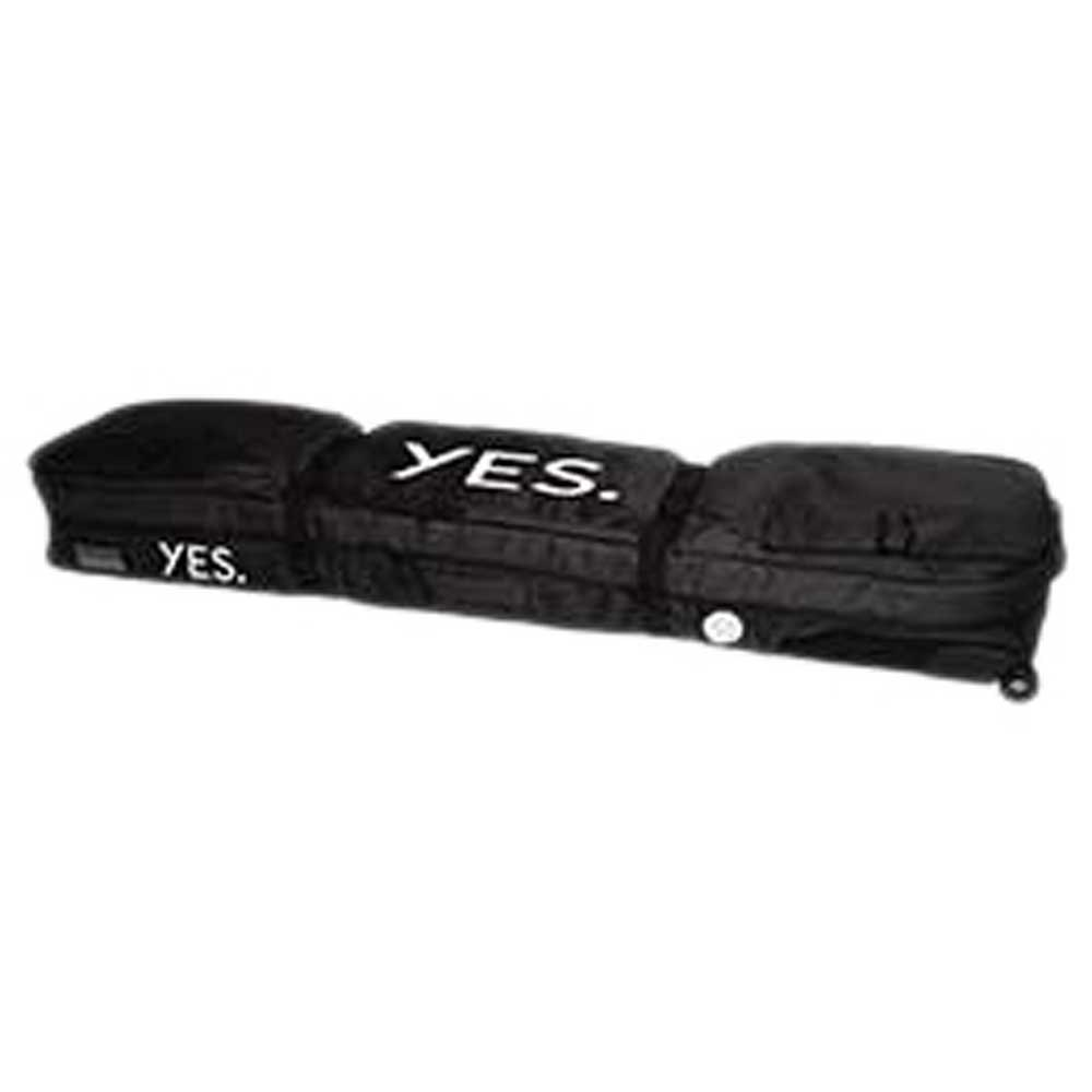Yes. Board 166 cm Black