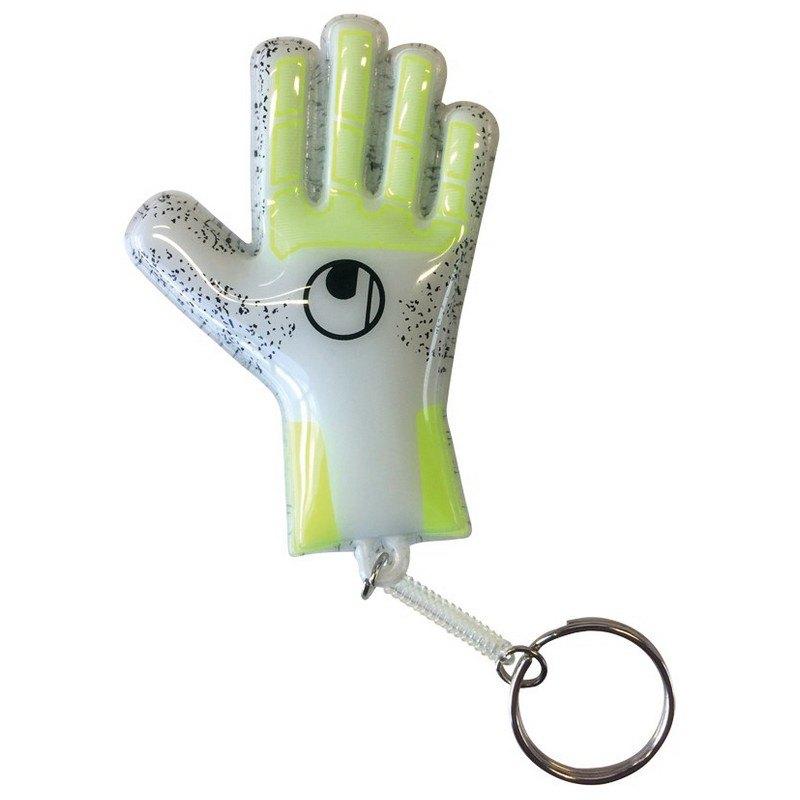 Uhlsport Pure Alliance Mini Glove 25 Units One Size White / Fluo Yellow / Black