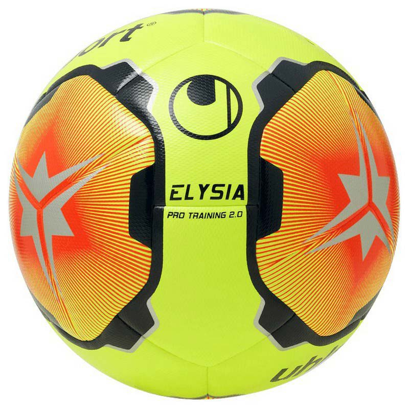 Uhlsport Elysia Pro Training 2.0 4 Fluo Yellow / Fluo Red / Navy