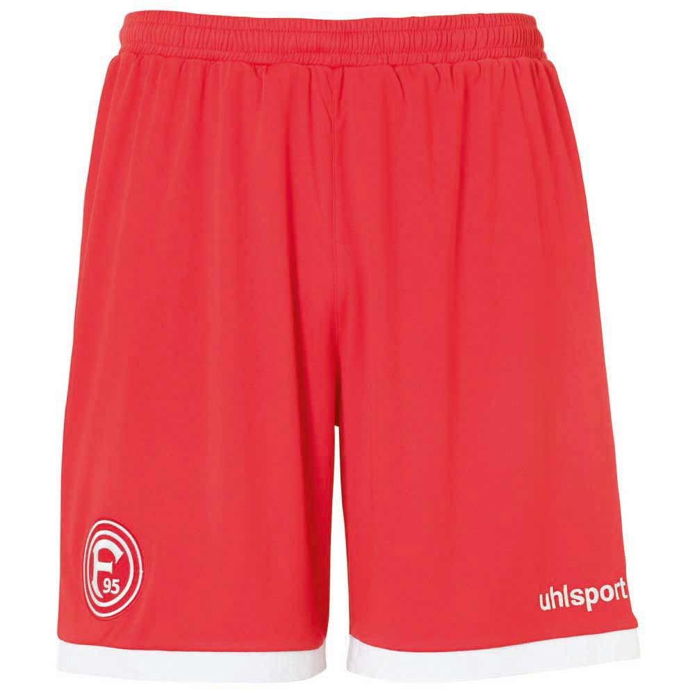 Uhlsport Le Short Fortuna Dusseldorf Domicile 20/21 S Red