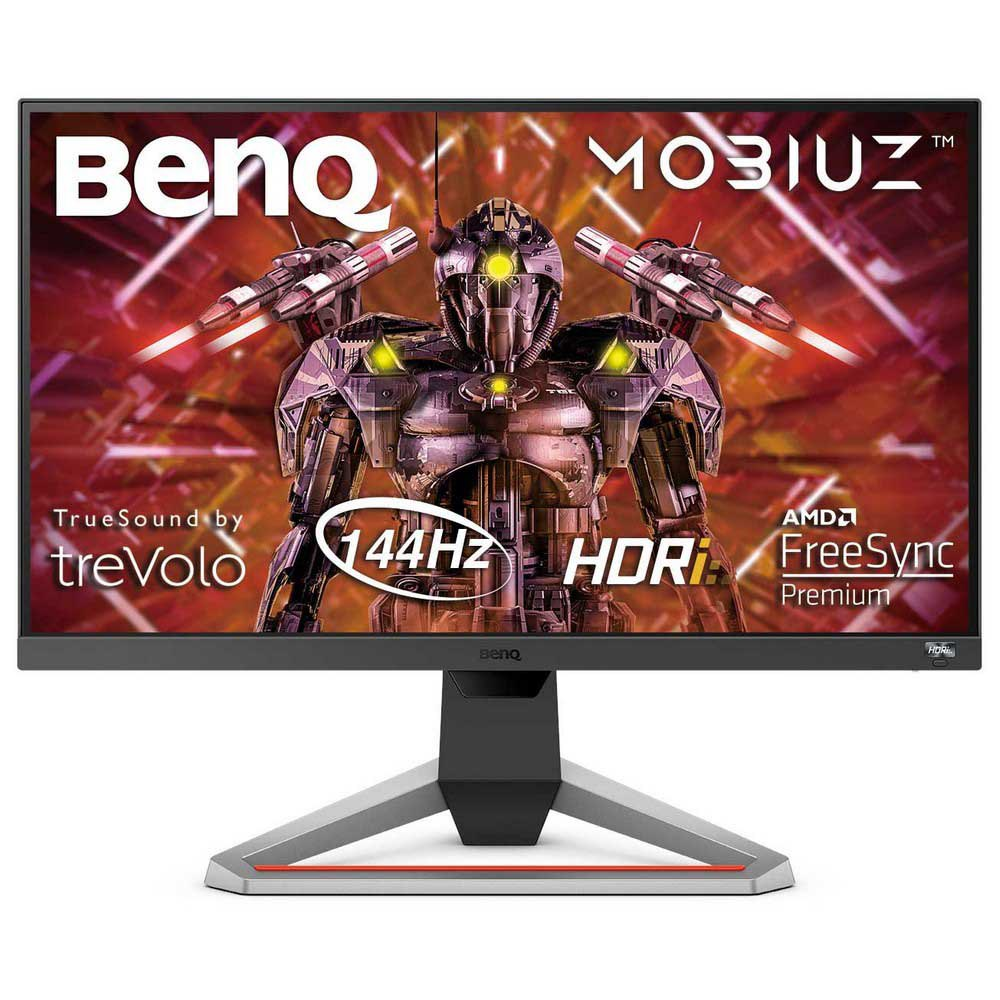 Monitor Benq Mobiuz Ex2510 24.5'' Full Hd Hdri Ips 144hz One Size Black