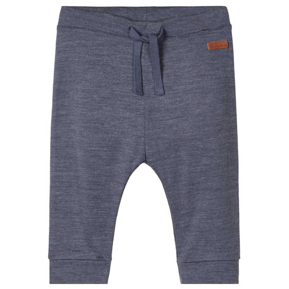 Name It Wesso Wool Sweat 50 cm Ombre Blue