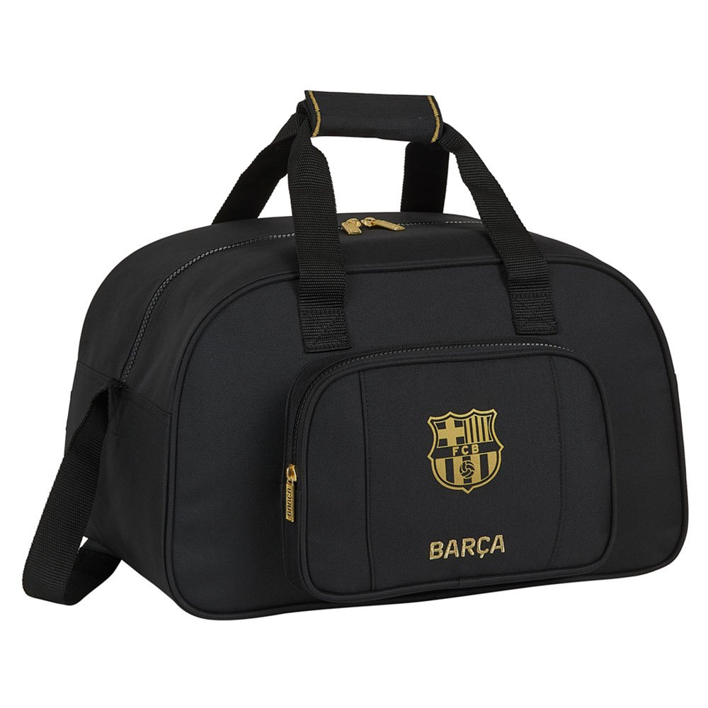 Safta Sac Fc Barcelona Away 20/21 Sport 22l One Size Black / Gold