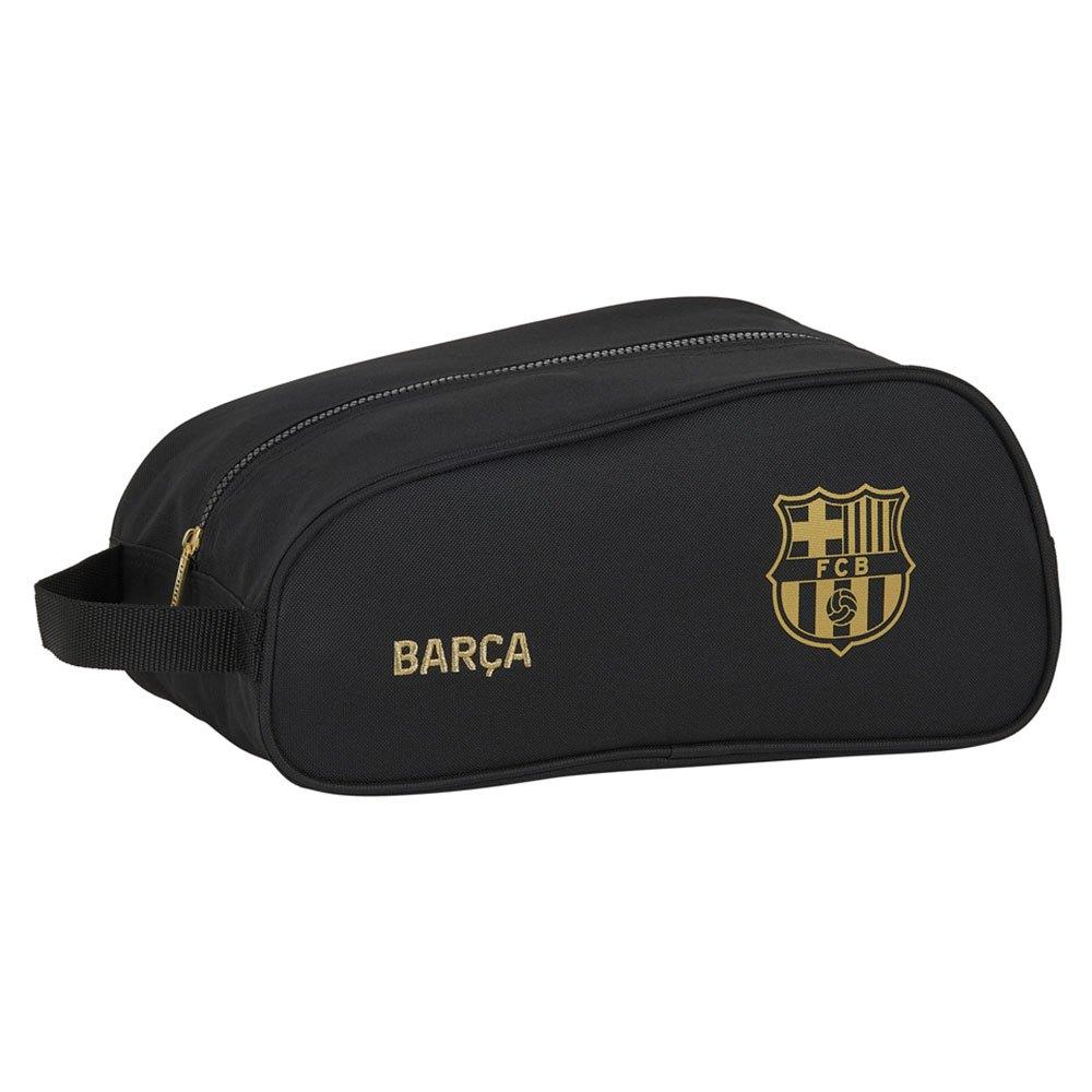 Safta Fc Barcelona Extérieur 20/21 9.2l One Size Black / Gold