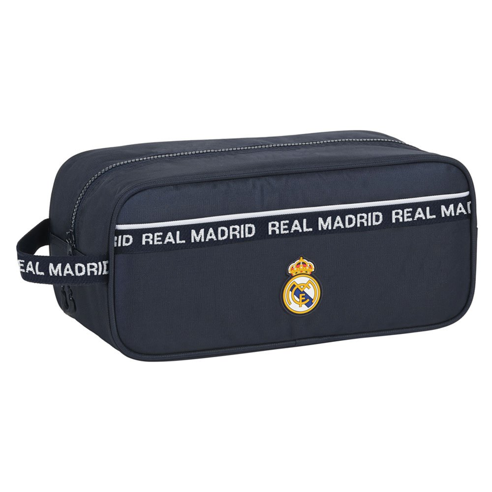 Safta Real Madrid Away 20/21 7l One Size Navy / White