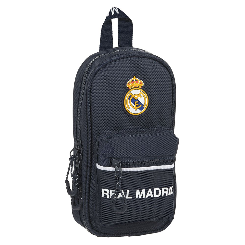 Safta Real Madrid Away 20/21 Backpack One Size Navy / White