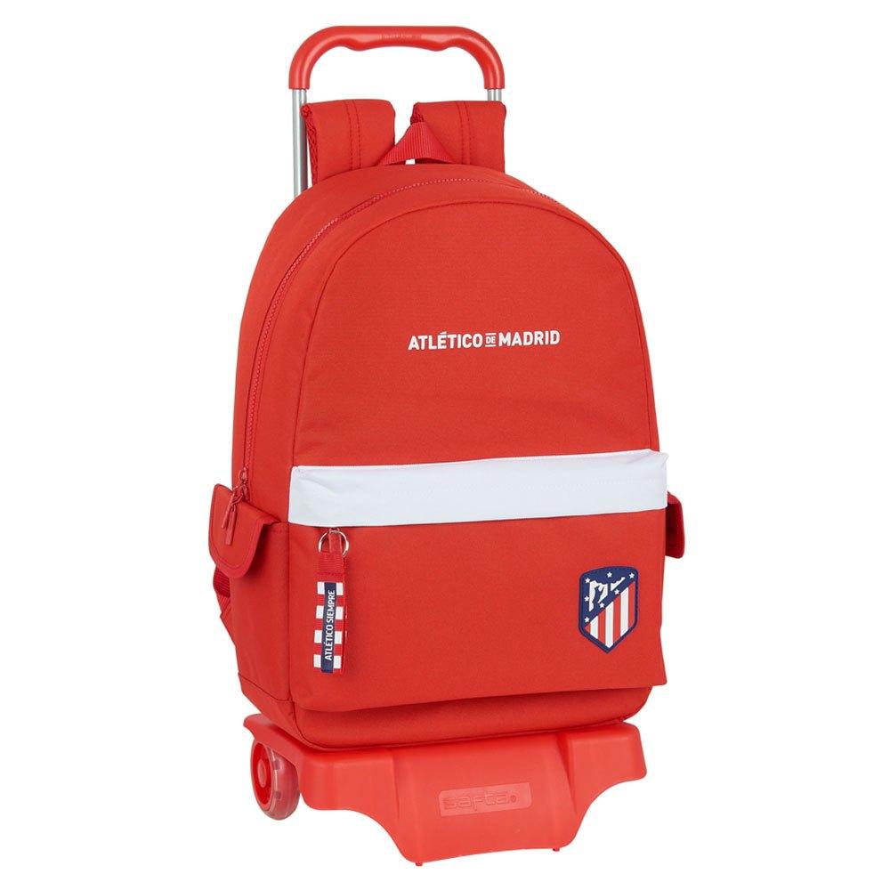 Safta Atletico Madrid Domicile 20/21 21.5l One Size Red / White