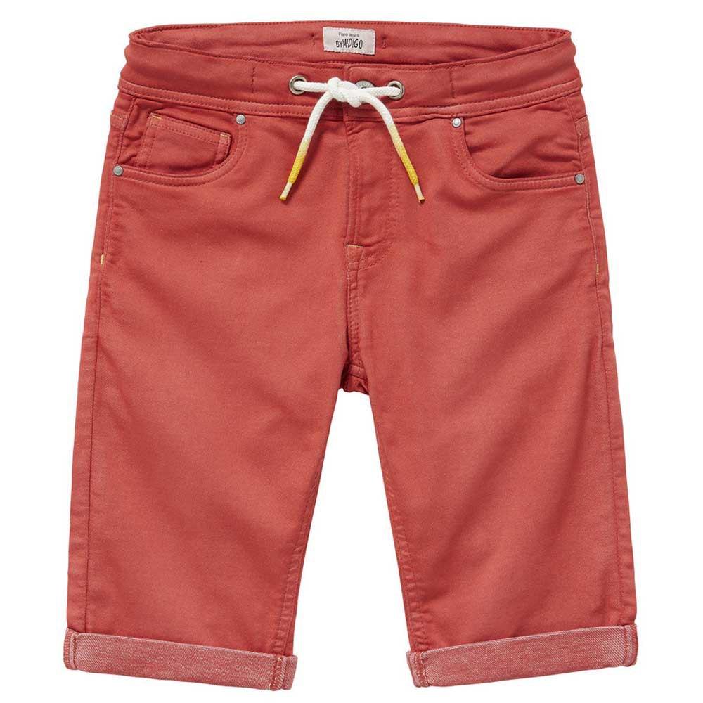 Pepe Jeans Joe Short 18 Years Factory Red