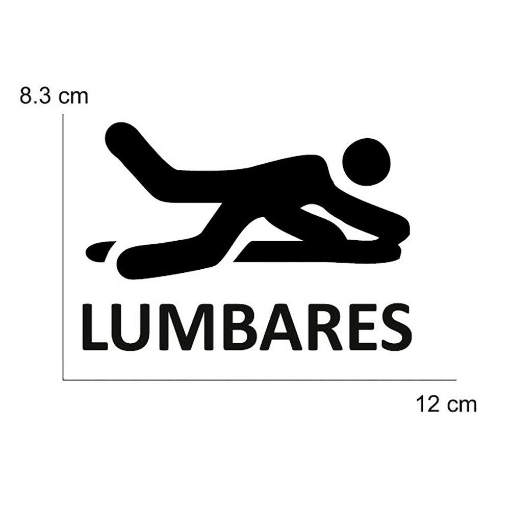 Softee Lumbar Vinyl For Cone 8.3 x 12 cm White