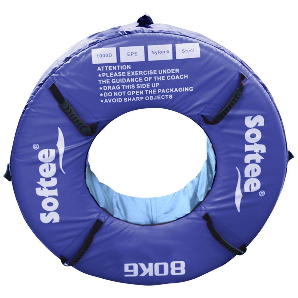 Softee Functional Tire 80 Kg 80 kg Blue