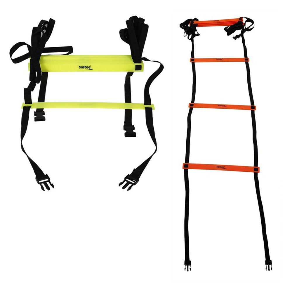 Softee Agility Ladder 4 M 4 m Yellow Fluor