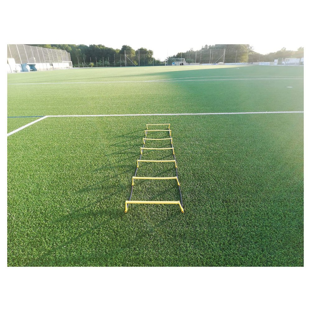 Softee Agility Ladder With Steps 3 M 3 m Yellow