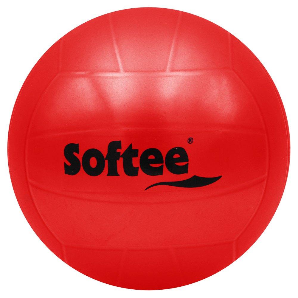 Softee Pvc Medicine Ball Water Plane 2.5 Kg 2.5 Kg Red
