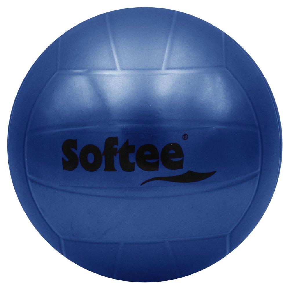 Softee Médicine Ball Pvc Lisse Rempli D´eau 4kg 4 kg Blue