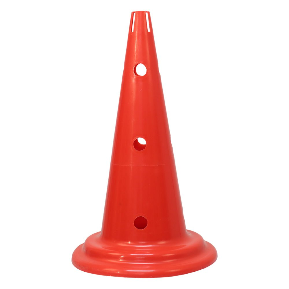 Softee Cone With Stand For Pole 50 cm Red