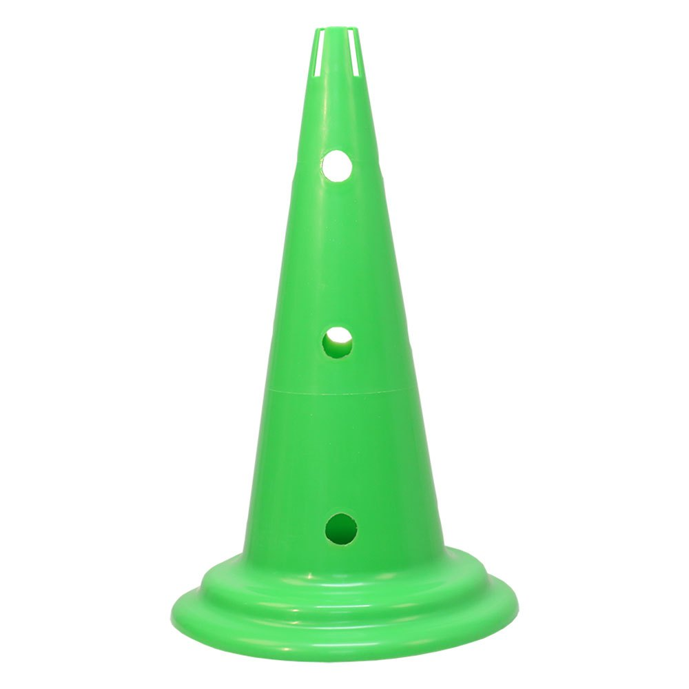 Softee Cone With Stand For Pole 50 cm Green