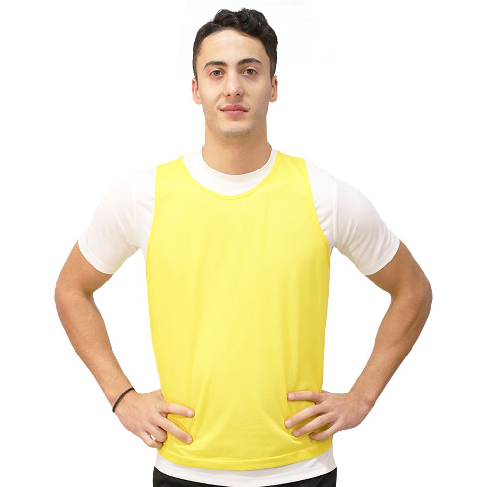 Softee Micro Perforated Senior Yellow