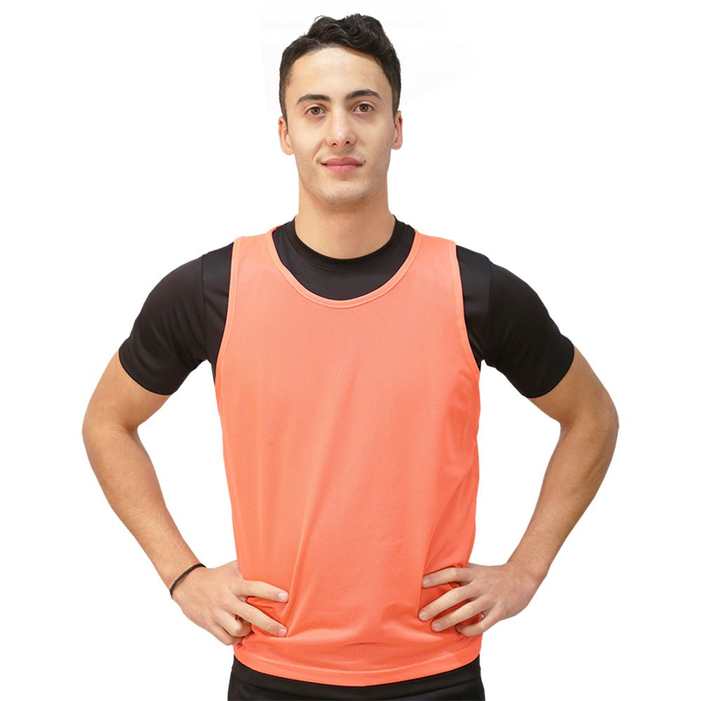 Softee Micro Perforated Senior Coral Fluor