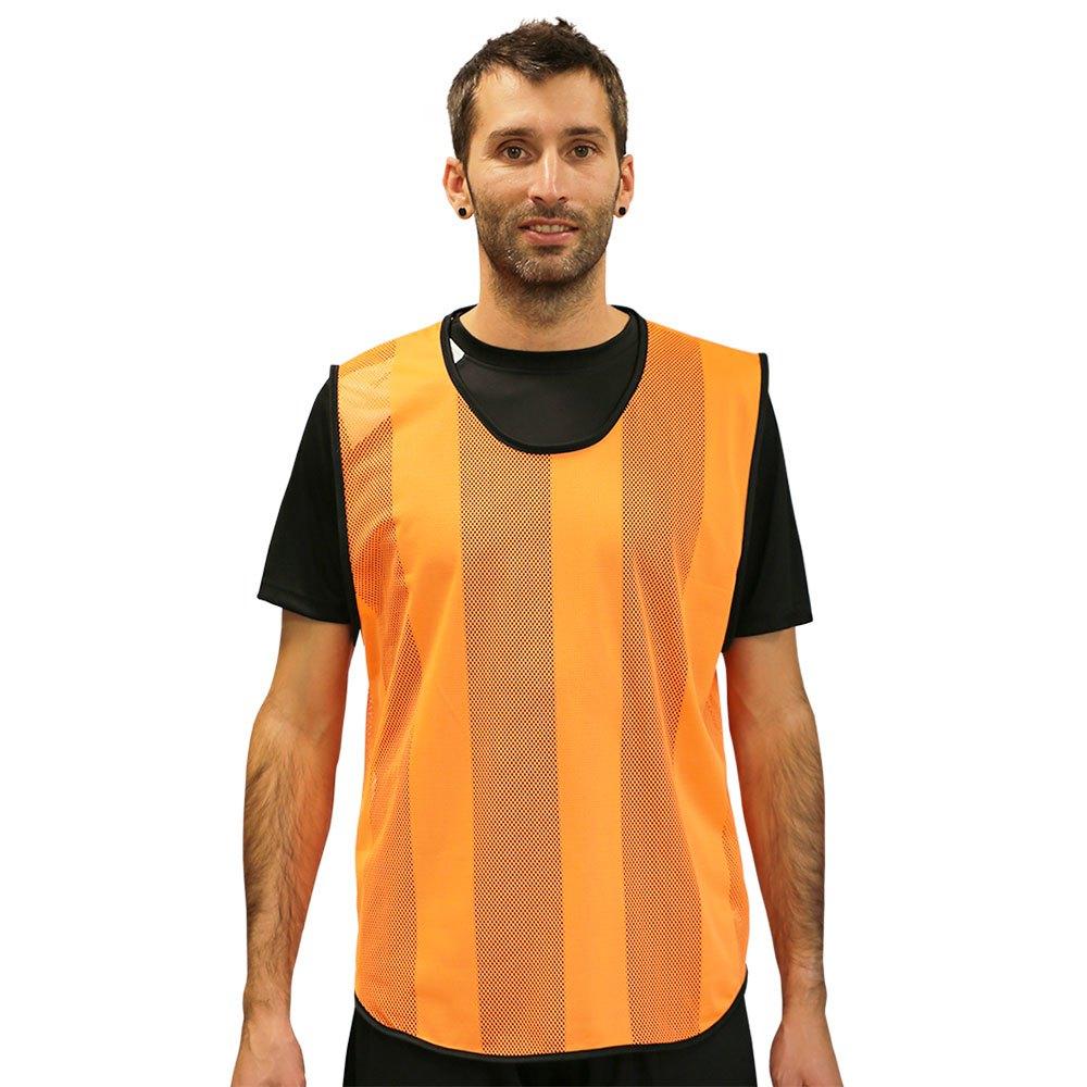 Softee Striped Junior Orange