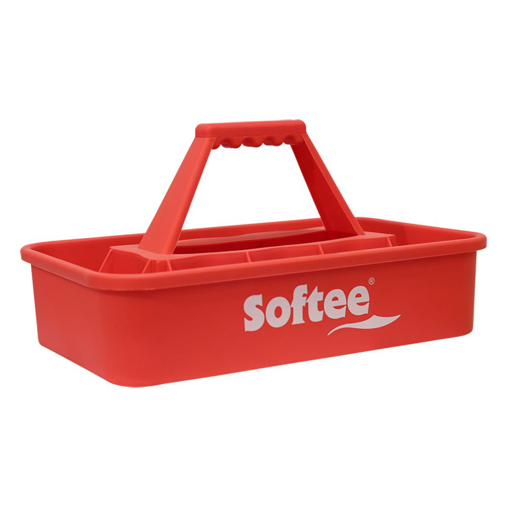 Softee Transporteur Pour 12 Bouteilles One Size Red