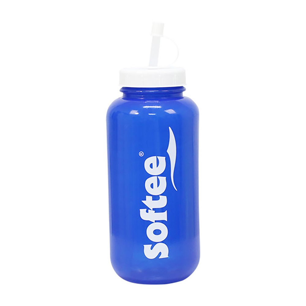 Softee Bottle With Straw 1000 Ml One Size Blue