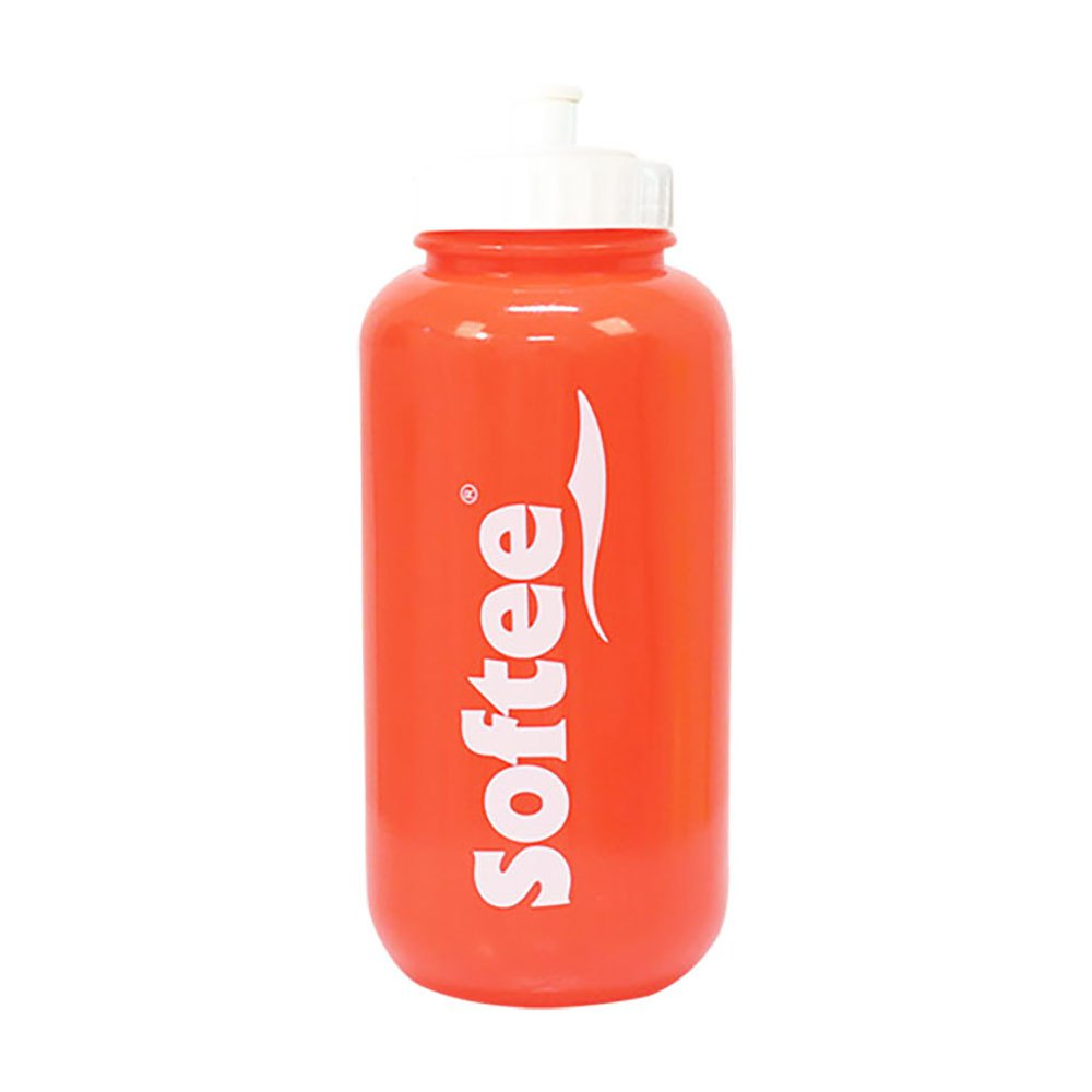 Softee Logo 1000 Ml One Size Red